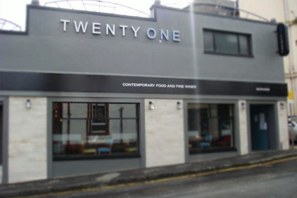 Twenty One RESTAURANT Hamilton23 1