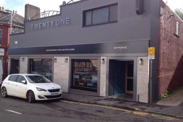 Twenty One RESTAURANT Hamilton5 1